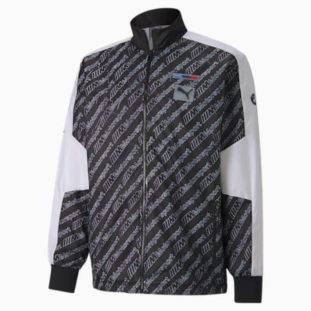 BMW M Motorsport Street Men's Jacket, Puma Black, small
