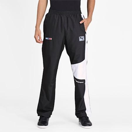 BMW M Motorsport Street Pants, Puma Black, small-IND