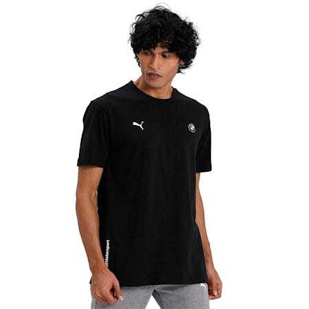 BMW Motorsport Life T-Shirt, Puma Black, small-IND