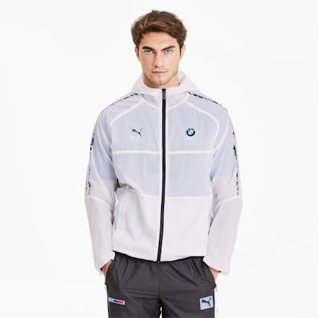 BMW M Motorsport T7 Men's City Runner, Puma White, small