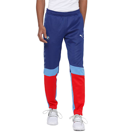 BMW MMS T7 Track Pants, M colors, small-IND