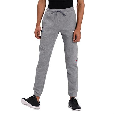 BMW M Motorsport Sweat Pants, Medium Gray Heather, small-IND