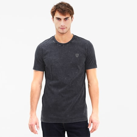 Scuderia Ferrari Life Men's Tee, Puma Black, small