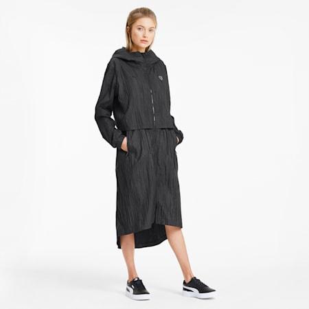 Ferrari Damen Leichte Jacke, Puma Black, small