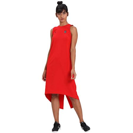 Scuderia Ferrari Women's Dress, Rosso Corsa, small-IND