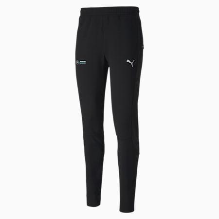 Pantaloni della tuta da uomo Mercedes, Puma Black, small