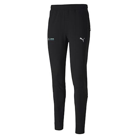 Mercedes Men's Sweatpants, Puma Black, small-IND