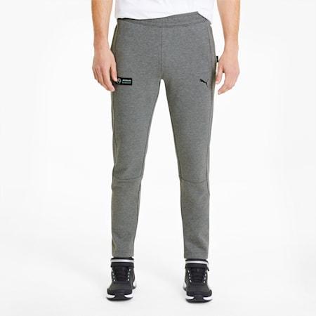 Pantaloni della tuta da uomo Mercedes, Medium Gray Heather, small