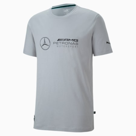 MAPM 로고 티, Mercedes Team Silver, small-KOR