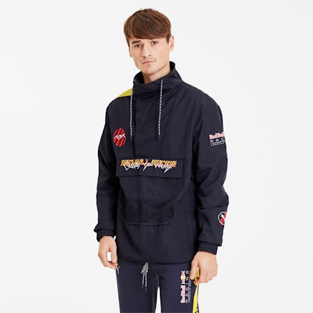 Red Bull Racing Street Men's Jacket, NIGHT SKY, small