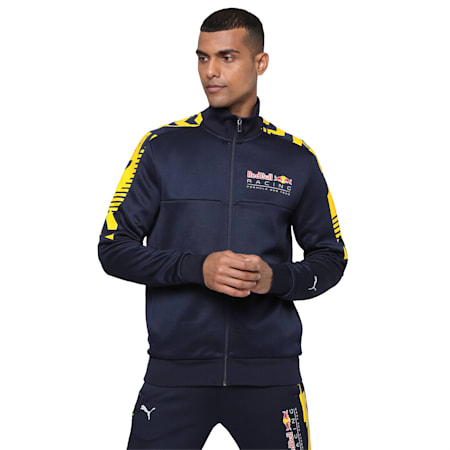 Red Bull Racing Men's T7 Track Jacket, NIGHT SKY, small-IND