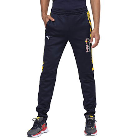 Red Bull Racing Men's T7 Track Pants, NIGHT SKY, small-IND