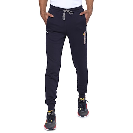 Red Bull Racing Men's Sweatpants, NIGHT SKY, small-IND