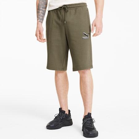 Classics Men's Shorts, Burnt Olive, small-SEA
