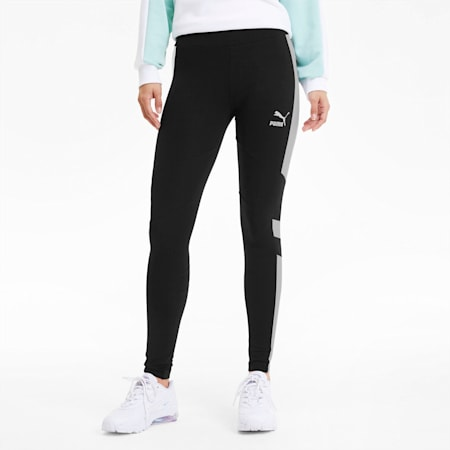 Tailored for Sport Women's Leggings, Puma Black, small-SEA