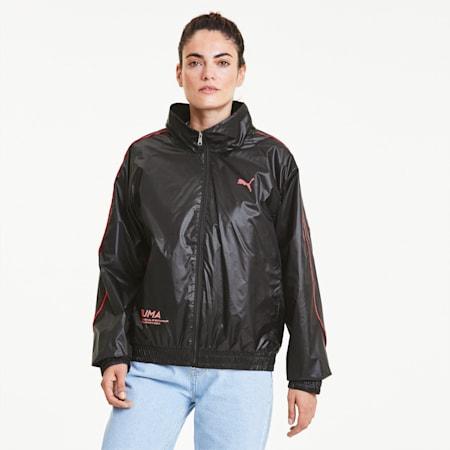 Evide Women's Jacket, Puma Black, small