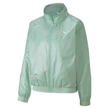 Evide Women's Jacket  , Mist Green, small-IND
