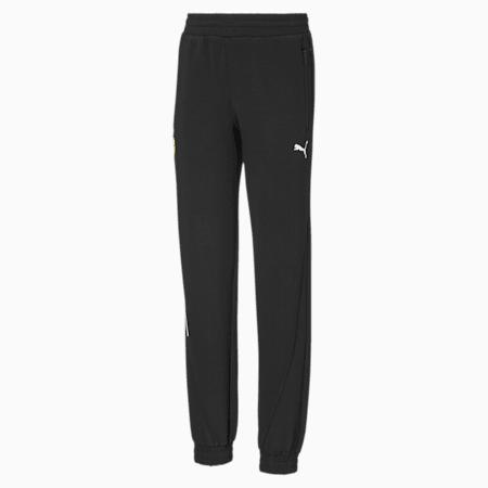 Pantaloni della tuta da bambino Scuderia Ferrari, Puma Black, small