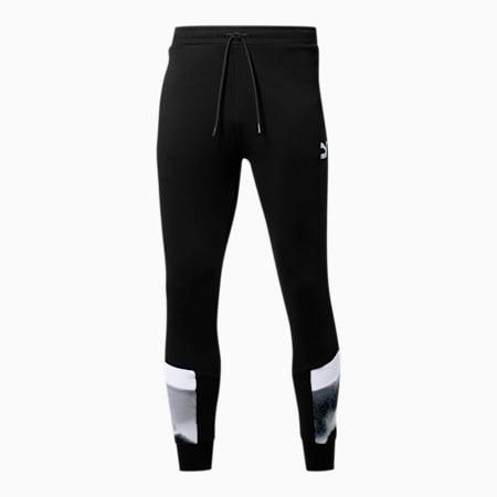 Men's Cloud Pack MCS Track Pants, Puma Black, small-SEA