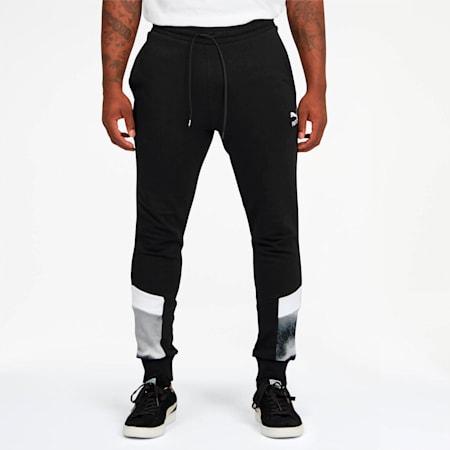 Cloud Pack Men's MCS Track Pants, Puma Black, small