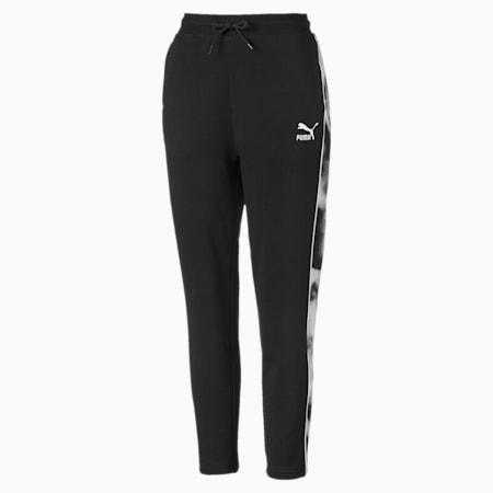 Cloud Pack Women's Track Pants, Cotton Black, small-SEA