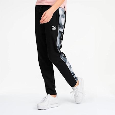 Cloud Pack Women's T7 Track Pants, Cotton Black, small