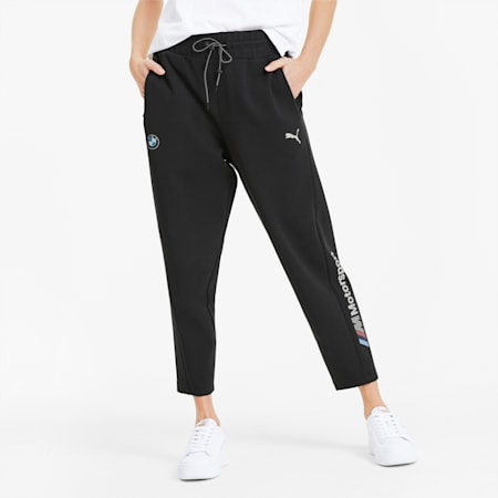 BMW M Motorsport Street Women's Sweatpants, Puma Black, small