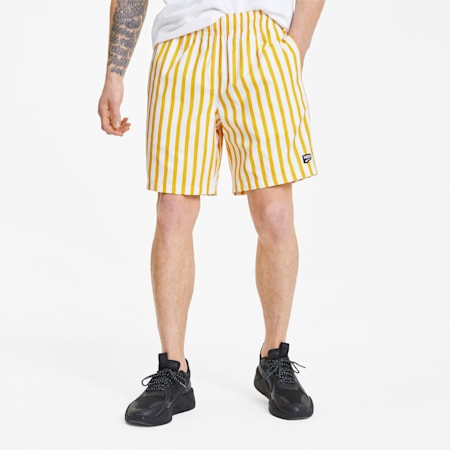 Downtown Men's Shorts, Golden Rod, small