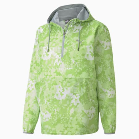 Tournament Men's Golf Jacket, Greenery, small-SEA