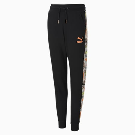 Classics Fruit Mädchen Sweatpants, Puma Black, small