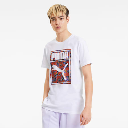 Art Series T-Shirt, Puma White, small-IND