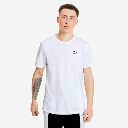 Streetwear Men's Graphic Tee, Puma White, small