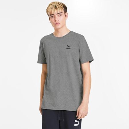 Streetwear Men's Graphic Tee, Medium Gray Heather, small