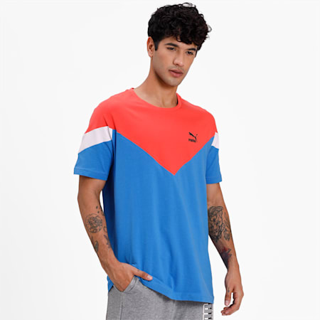 Iconic MCS T-Shirt, Palace Blue, small-IND