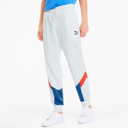 Iconic MCS Men's Track Pants, Puma White, small