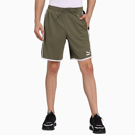 Iconic MCS Shorts, Burnt Olive, small-IND