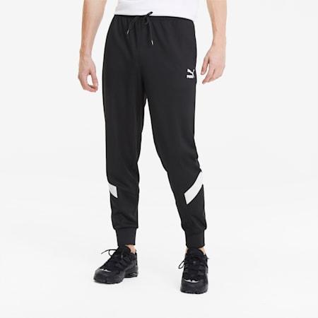 Iconic MCS Summer Men's Track Pants, Puma Black, small