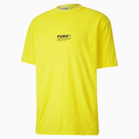 T-Shirt Avenir avec effet froissé pour homme