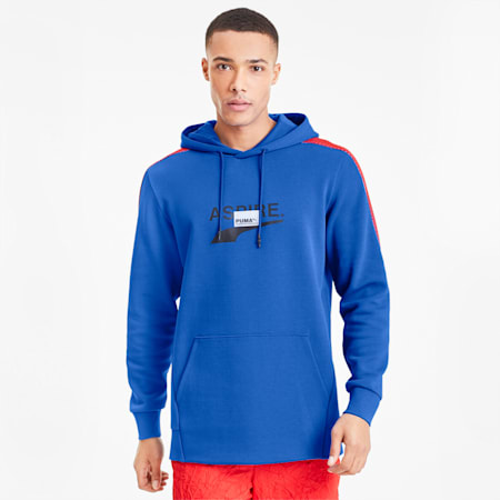 Avenir Men's Hoodie, Palace Blue, small