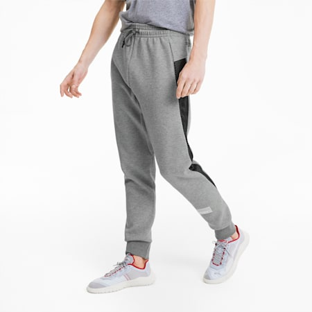 Avenir Men's Sweatpants, Medium Gray Heather, small