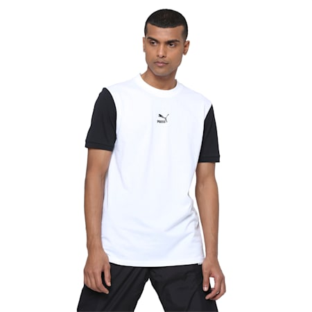 PUMA TFS T-Shirt, Puma White, small-IND