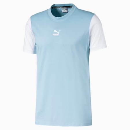 Camiseta Tailored for Sport para hombre, Aguamarina, pequeño