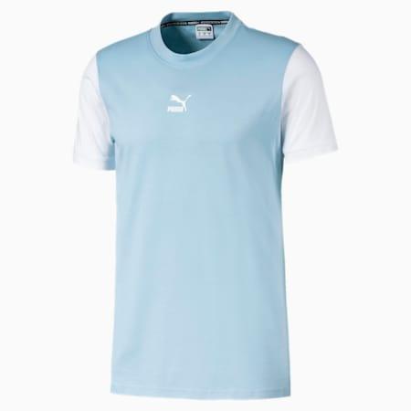 Tailored for Sport Men's Tee, Aquamarine, small