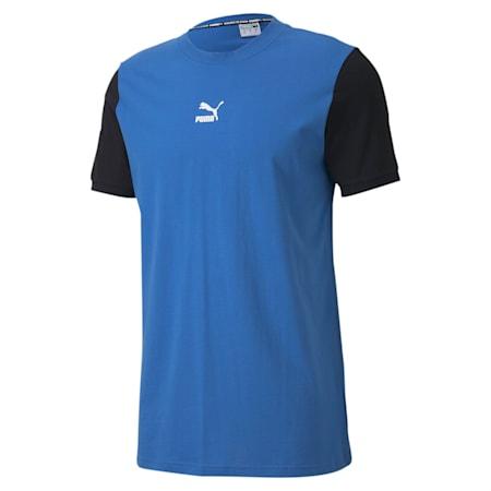PUMA TFS T-Shirt, Palace Blue, small-IND
