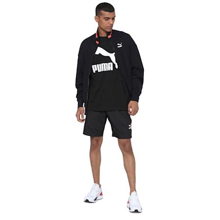 PUMA TFS Jacket FT, Puma Black, small-IND