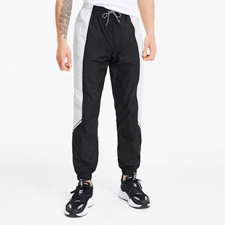 Tailored for Sport Men's Woven Pants, Puma White, small