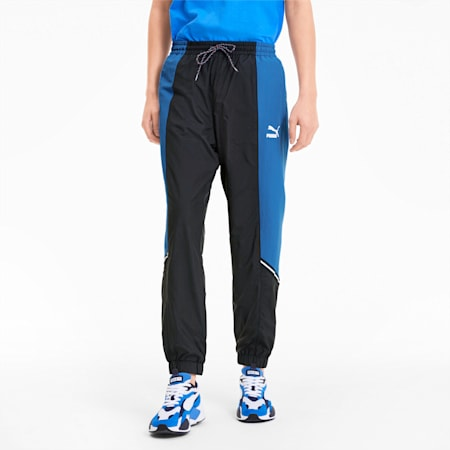 PUMA Tailored for Sport Woven sweatpants voor heren, Palace Blue, small