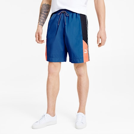 Tailored for Sport Herren Gewebte Shorts, Palace Blue, small