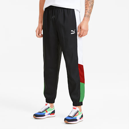Tailored for Sport OG Men's Track Pants, Puma Black-Puma White, small-SEA