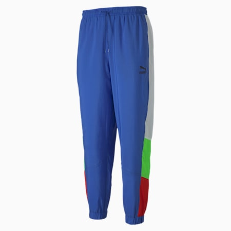 Tailored for Sport OG Men's Track Pants, Dazzling Blue, small